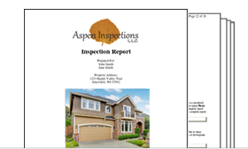 home inspection fort collins - sample report